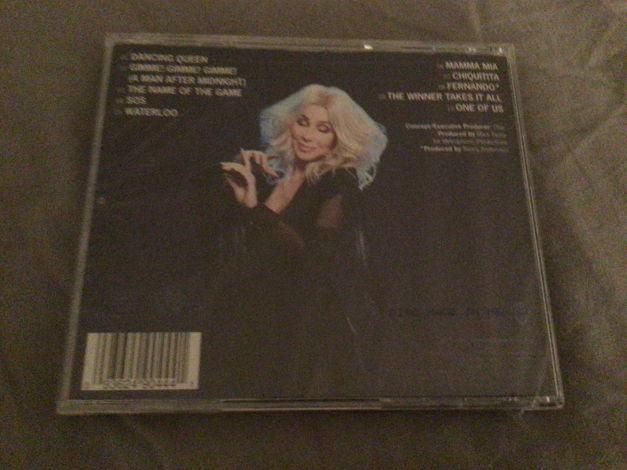 Cher Sealed Compact Disc