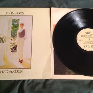 John Foxx The Garden Metal Beat Records U.K.