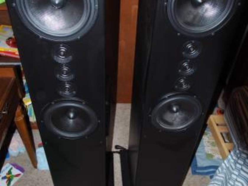 Tekton Design Seas Pendragon Loudspeakers