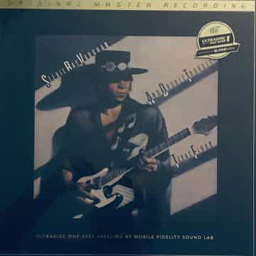 Texas Flood  MFSL Ultra-Disc OneStep 45rpm 2LP