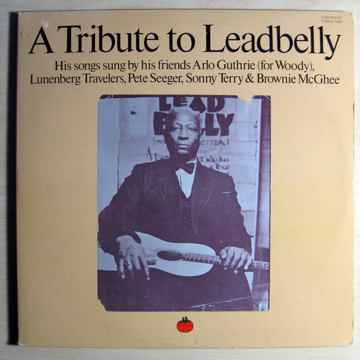 Various ‎Artists A Tribute To Leadbelly