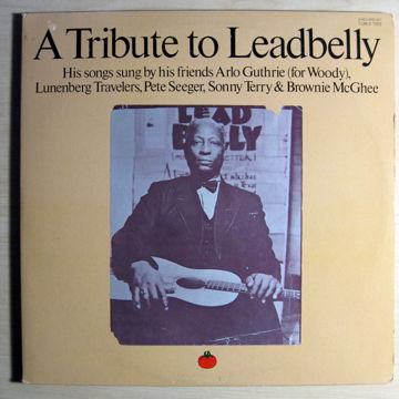 Various Artists A Tribute To Leadbelly