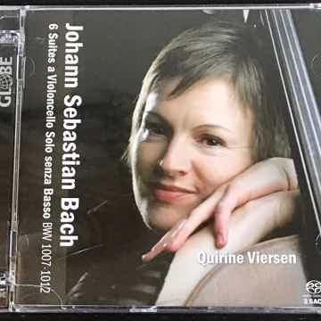 Quirine Viersen - Bach - 6 Suites for Cello - Hybrid SA...