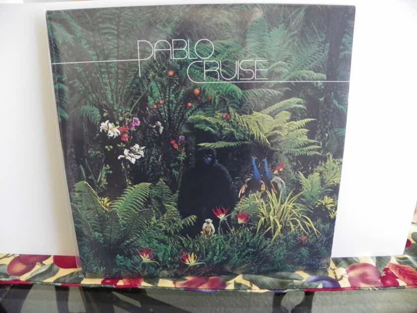 PABLO CRUISE - SELF TITLED Produced by Michael Jackson