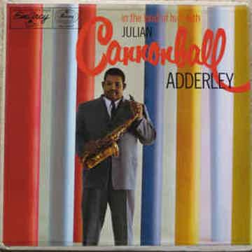 "Julian ""Cannonball"" Adderley In the Land if HiFi"