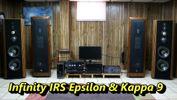 Infinity IRS Epsilon & Kappa 9