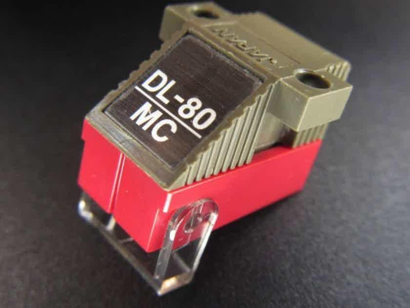 Denon DL-80 MC cartridge