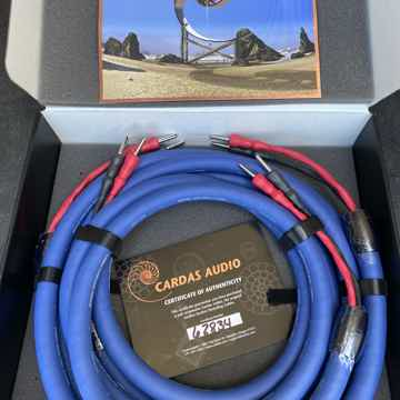 Cardas Audio Clear Light 2.5m speaker cables