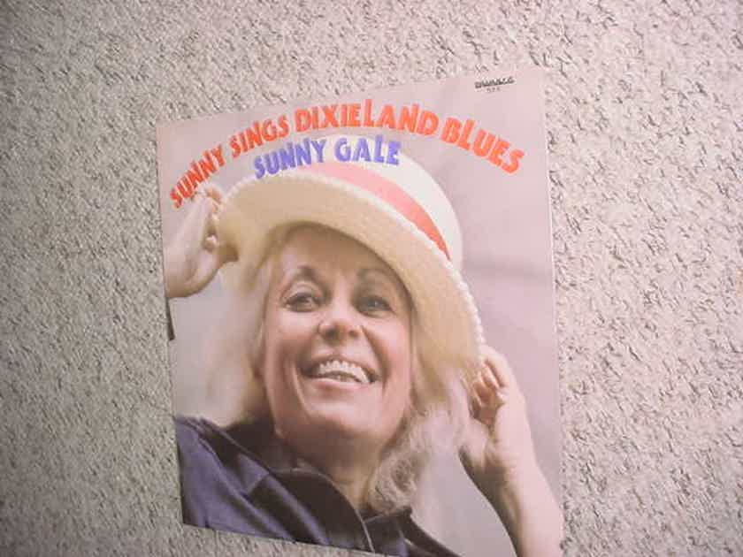 SEALED LP RECORD - Sunny Gale sings dixieland blues THIMBLE TLP-6 SEE ADD