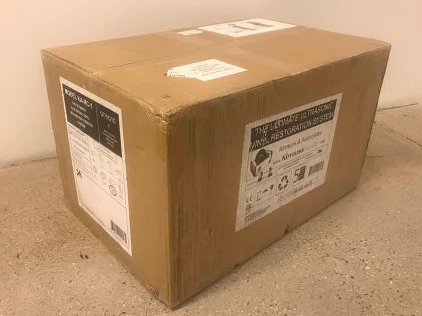 Kirmuss Audio KA-RC-1 BRAND NEW - Ultrasonic Vinyl Restoration System