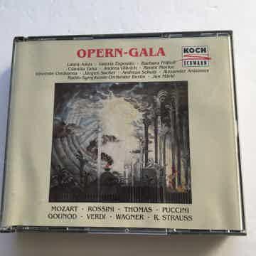 Opern Gala Mozart Rossini Puccini Verdi more Koch Schwann Cd set 1993