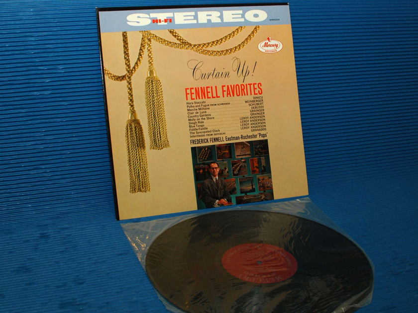 "FREDERICK FENNELL  - ""Fennell Favorites"" - Mercury Living Presence 1961 SEALED!"