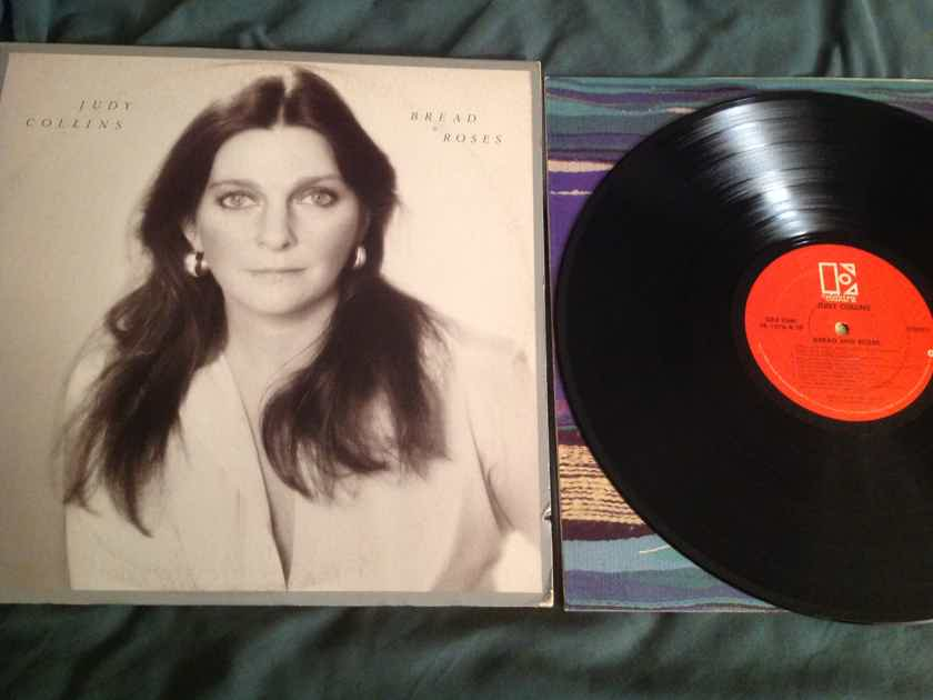 Judy Collins  Bread & Roses Elektra Records Red Label