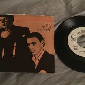The Style Council  You're The Best Thing Promo 45 With ...