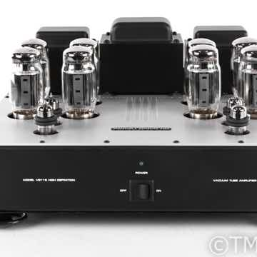 Audio Research VS115 Stereo Tube Power Amplifier