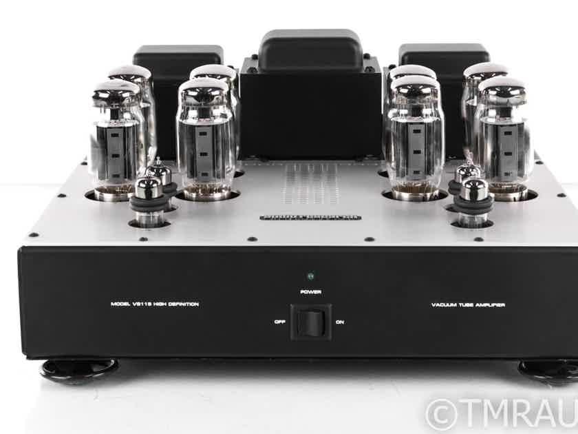 Audio Research VS115 Stereo Tube Power Amplifier; VS-115 (22008)