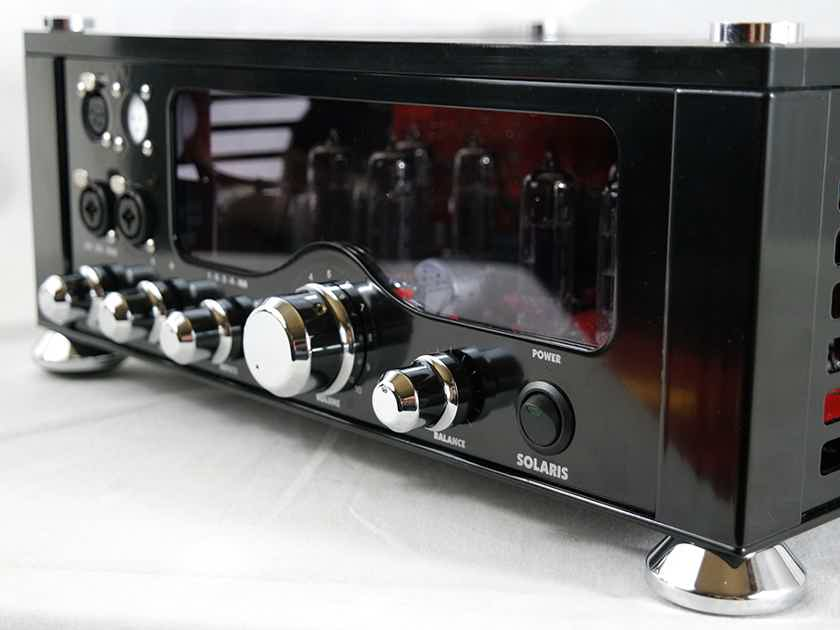 Audio Valve Solaris - State-of-the-Art - more than just a headphone amp!