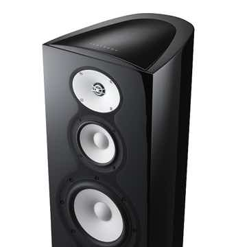 Revel PerformaBE F228BE in Gloss Black finish