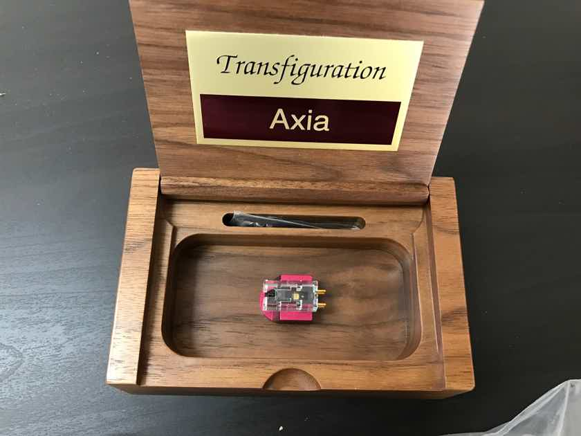 Transfiguration Audio Axia  *** Not to be missed 50% off**