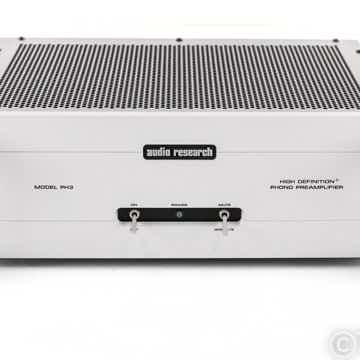 Audio Research PH3 MM Tube Phono Preamplifier