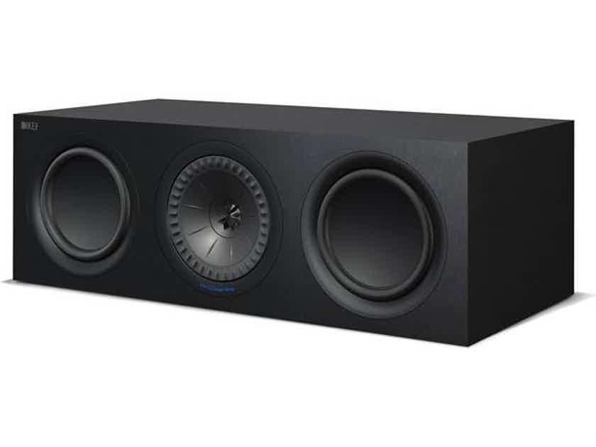 KEF Q650C Center Channel Speaker Black (New / Open Box) (16221)
