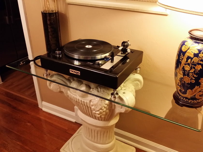 THORENS TD  145 MK II LIMITED HIGH END TURNTABLE BOLD AND UNIQUE!