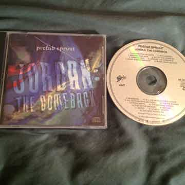 Prefab Sprout  Jordan:The Comeback Thomas Dolby Producer