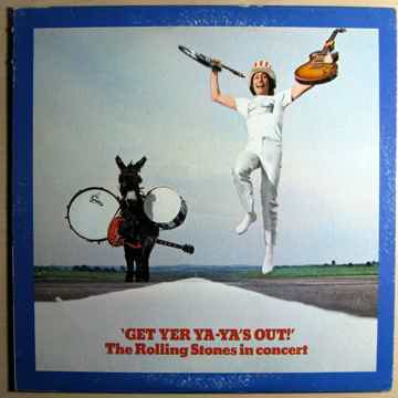 The Rolling Stones - Get Yer Ya-Ya's Out! - Rolling Sto...