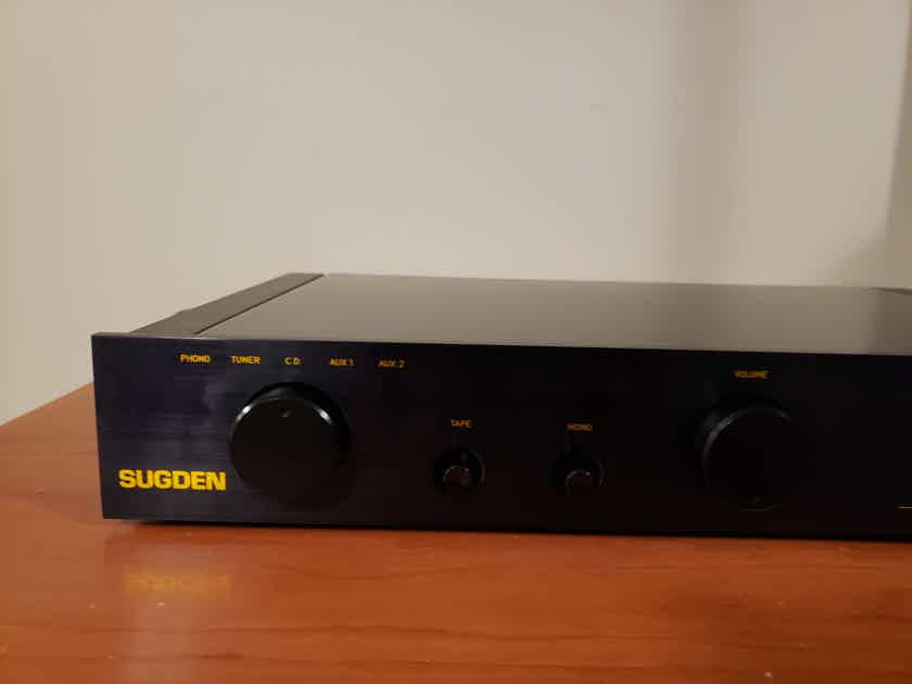 Sugden AU41C Stereo Preamplifier with Phono. 63% off.