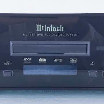 MVP851 DVD / CD Player