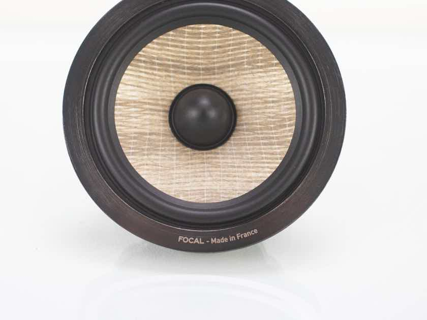 "Focal Mid Frequency Driver; From Aria 926 Speakers; ""F"" Sandwich Midrange (18629)"