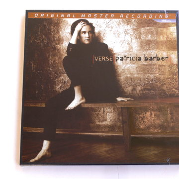 MFSL  45 RPM LP Patricia Barber - Verse