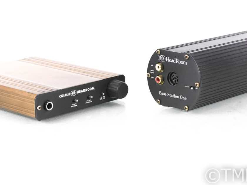 HeadRoom Cosmic Headphone Amplifier; Base Station One Power Supply (1/6) (20864)