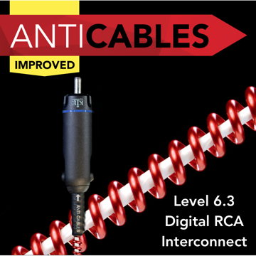 ANTICABLES Level 6.3 ABSOLUTE Signature 1.5m Digital Cable