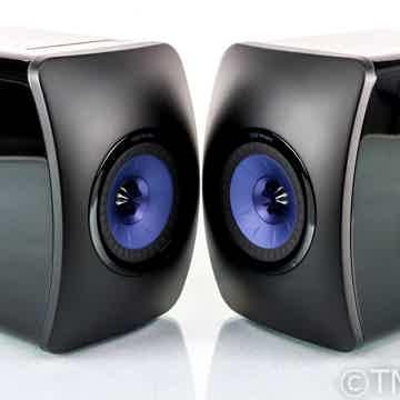 LS50 Wireless Bookshelf Speakers