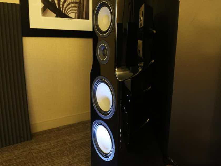 Canton Reference 3K - Gloss Black - New!