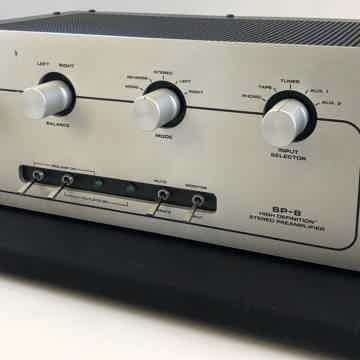 Audio Research SP-8 All Tube Preamp with Phono Input - ...