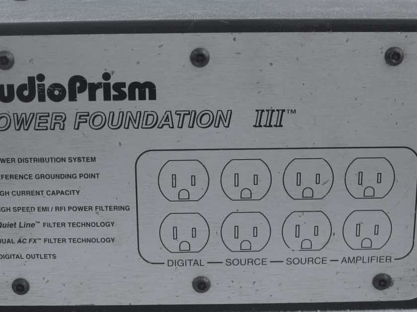 Audio Prism AudioPrism Power Foundation III