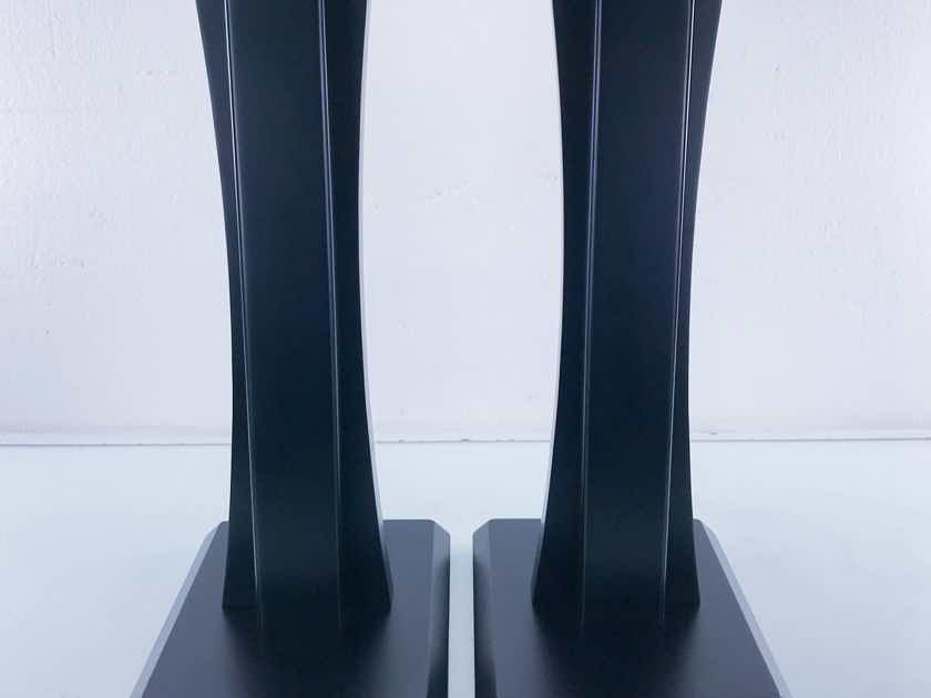 "Acoustic Zen Adagio Jr. 26"" Speaker Stands Black Pair (15110)"