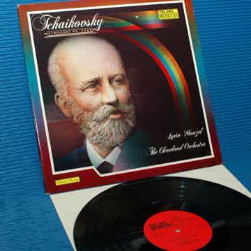 "TCHAIKOVSKY / Maazel - ""Symphony No 4"" -  Telarc 1979 T..."