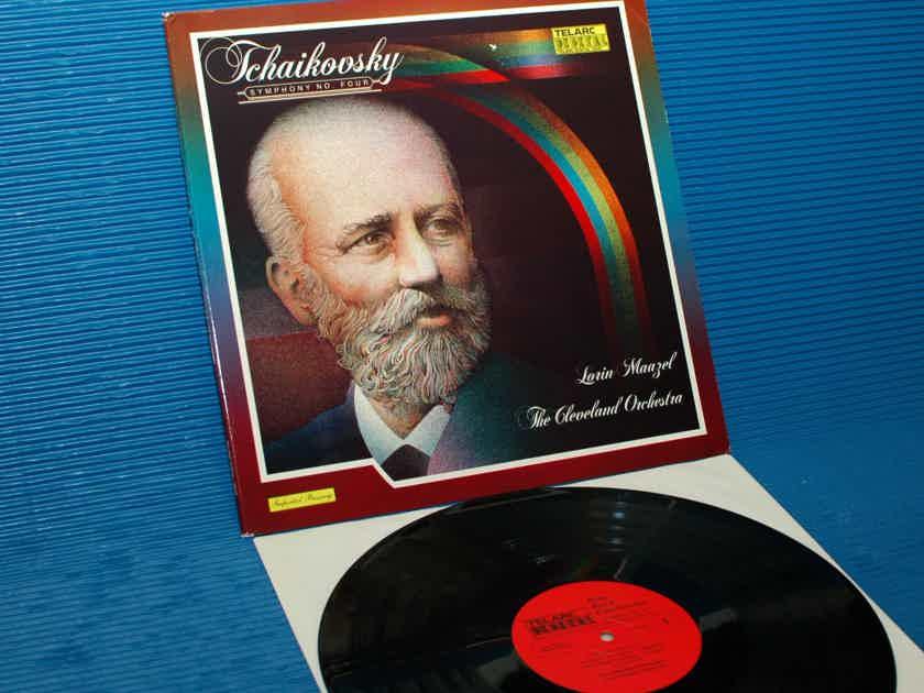 "TCHAIKOVSKY / Maazel - ""Symphony No 4"" -  Telarc 1979 TAS List"
