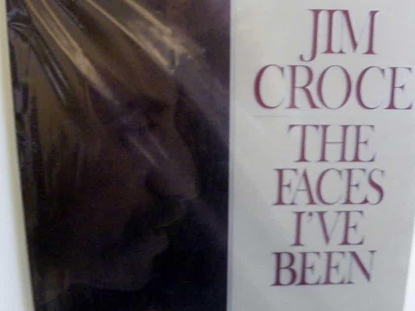 JIM CROCE - THE FACES I'VE SEEN 2 LP'S NM