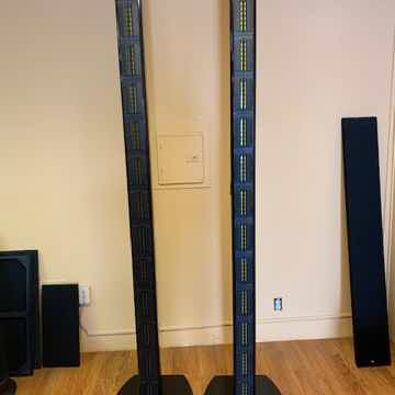 Amazing Line Source Loudspeakers