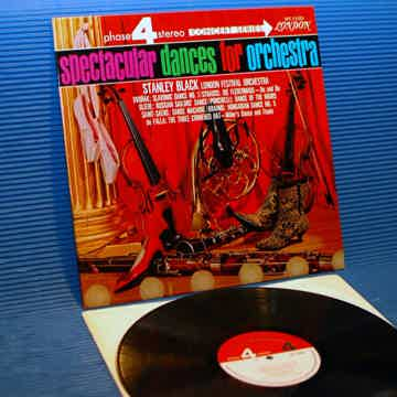 "STANLEY BLACK  - ""Spectacular Dances for Orchestra"" - L..."