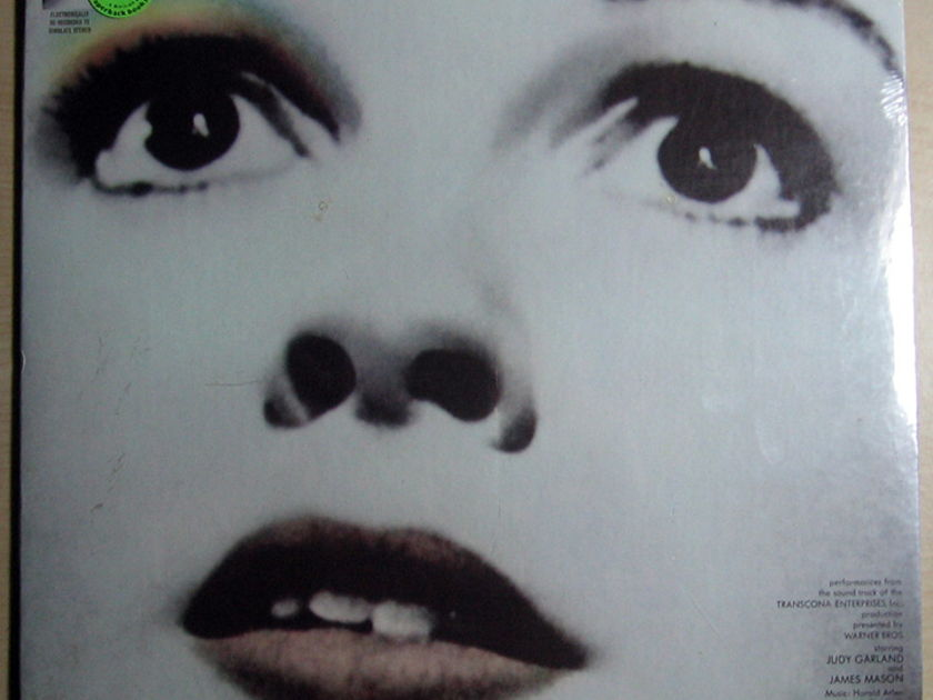 Judy Garland  - A Star Is Born - SEALED 1976 Reissue Columbia Special Products ACS 8740