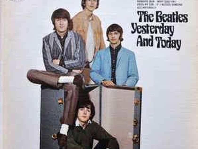 The Beatles  Yesterday and Today Reissue Mono