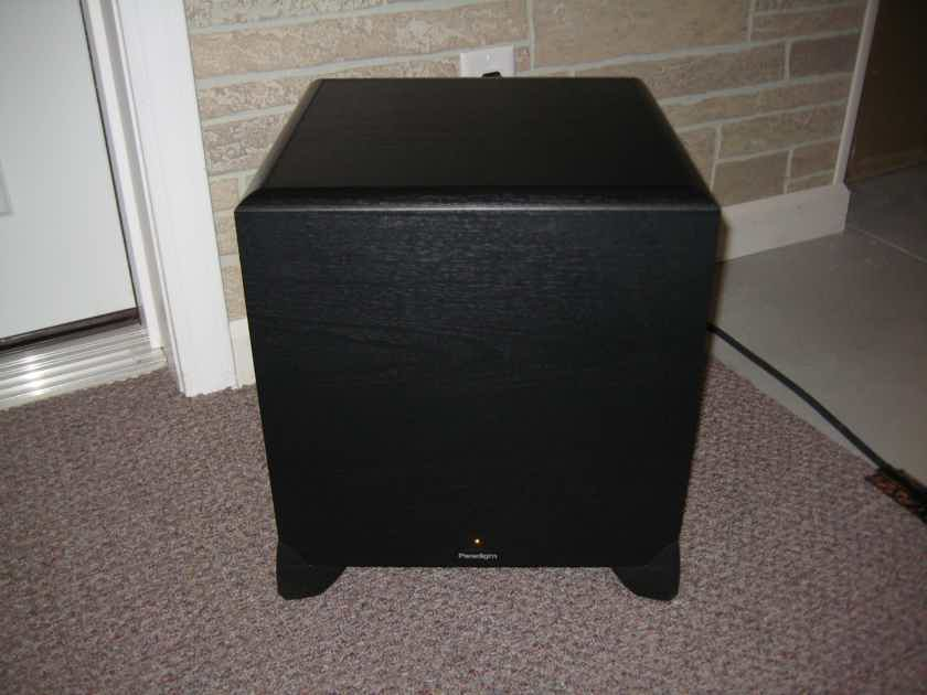 Paradigm Ultracube 12 v.2 Powered Subwoofer....Excellent condition!!