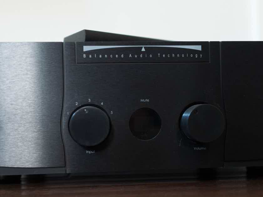 Balanced Audio Technology VK-3ix