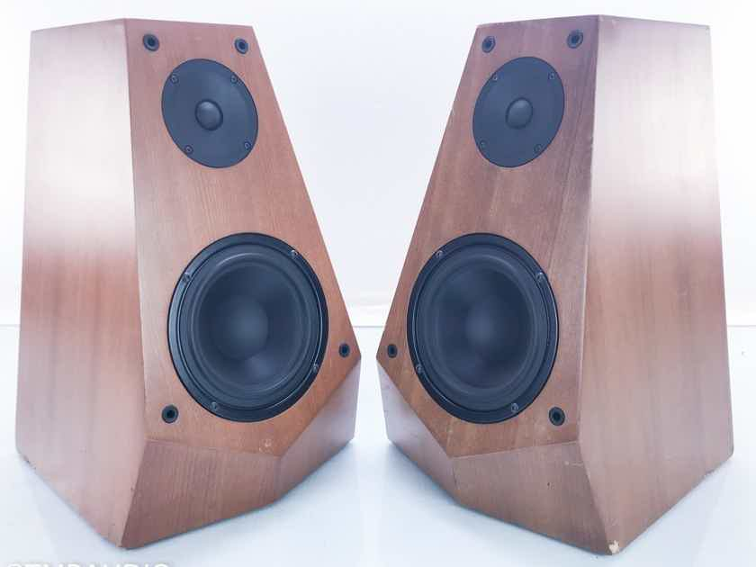 Sony SS-M3 Bookshelf Speakers; Cherry Pair (16200)