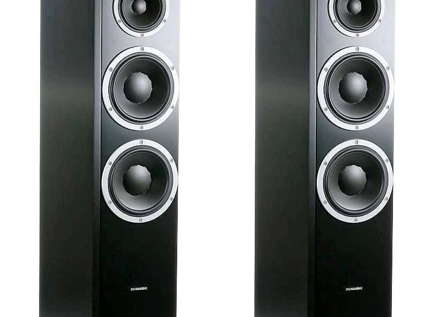 Dynaudio EXCITE X44 Tower Spkrs (Black): NEW; Full Warranty; 33% Off; Free Shipping